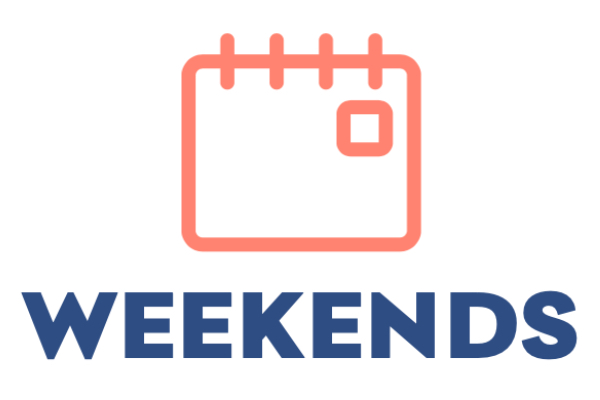weekend icon