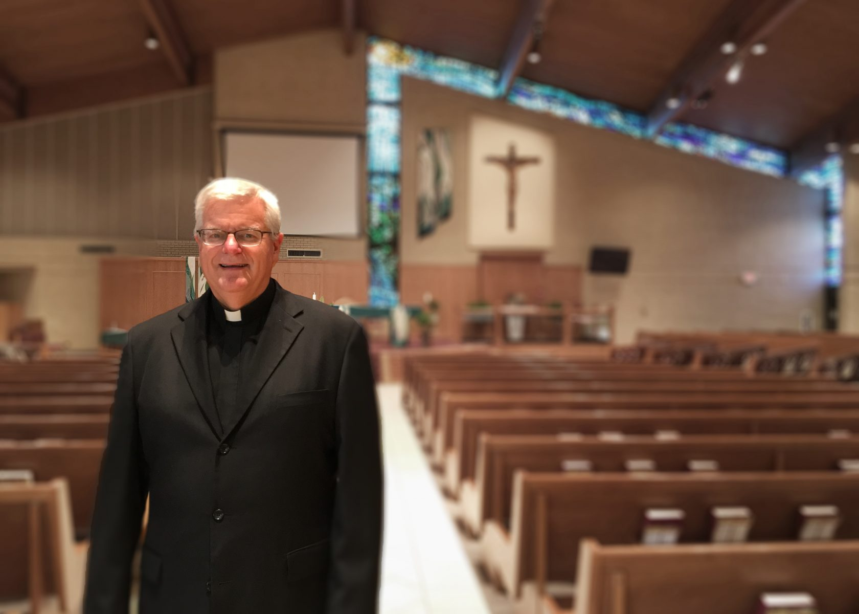 Fr. Ron Thoughts on Our Commercial