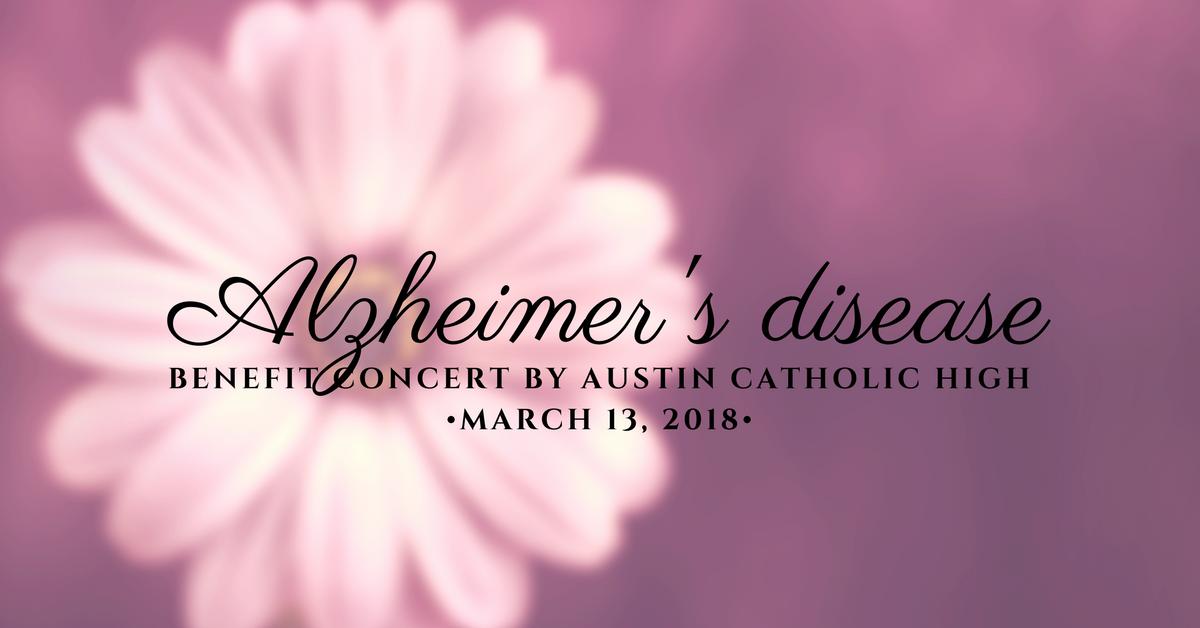 Alzheimer's  Benefit Concert