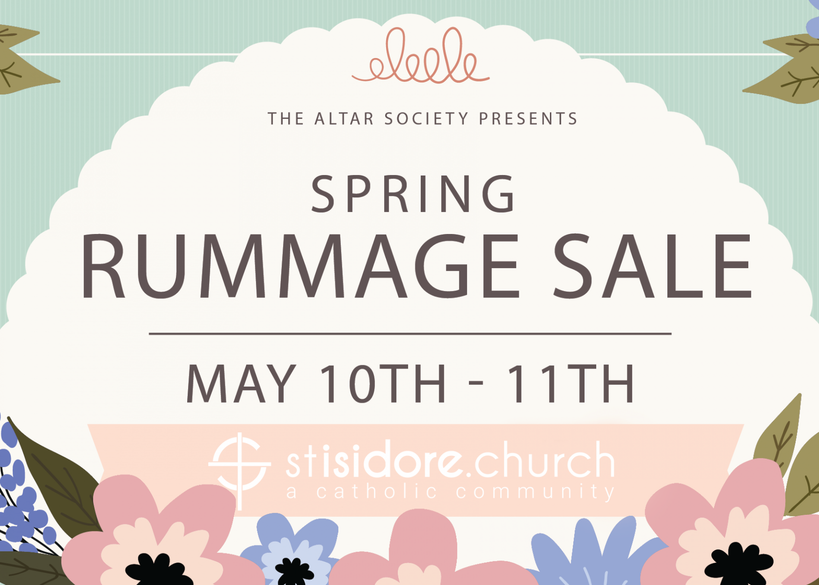 Rummage Sale – St  Isidore Church