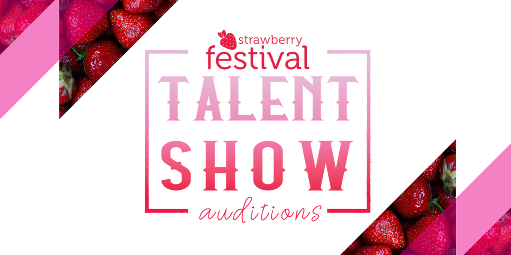 Strawberry Festival Talent Show