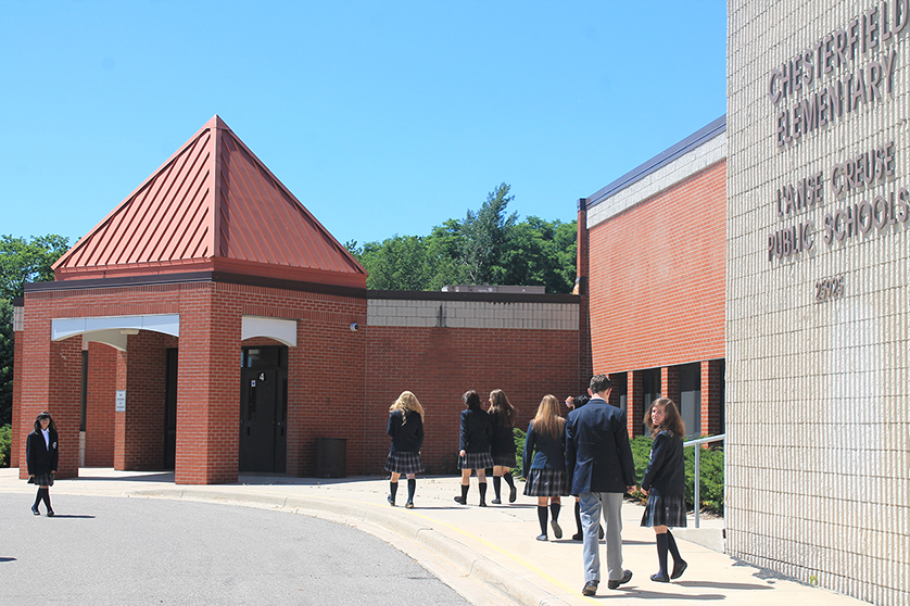 Catholic High School Open House