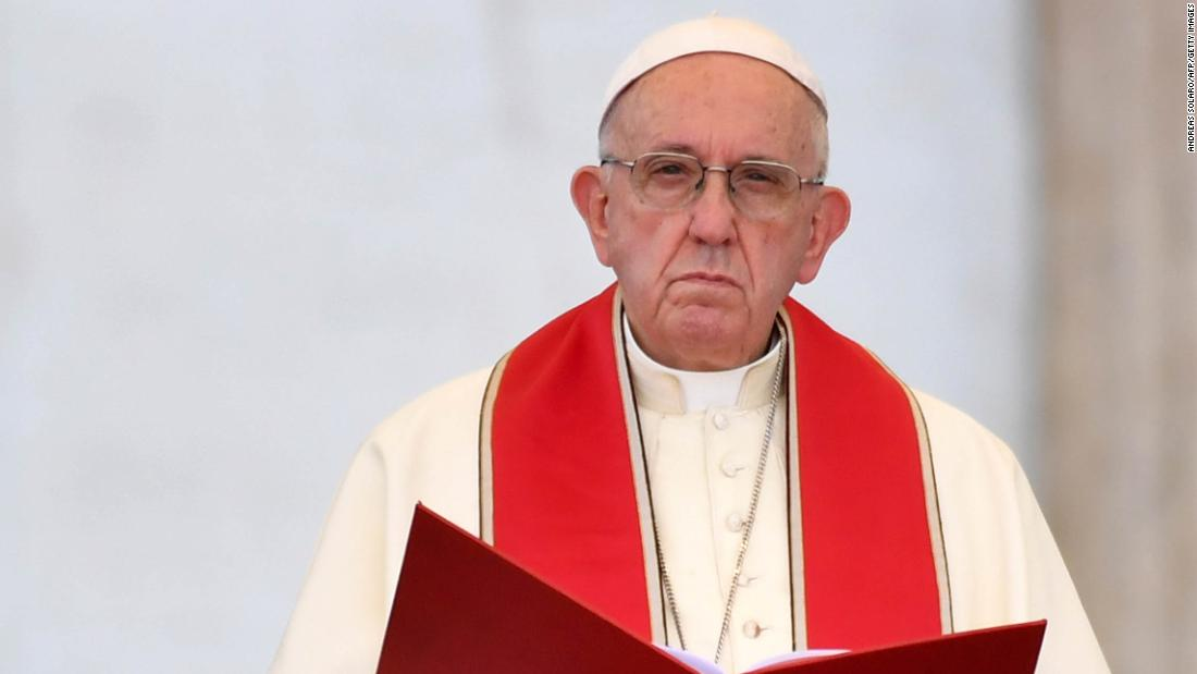 Letter from His Holiness Pope Francis to the People of God