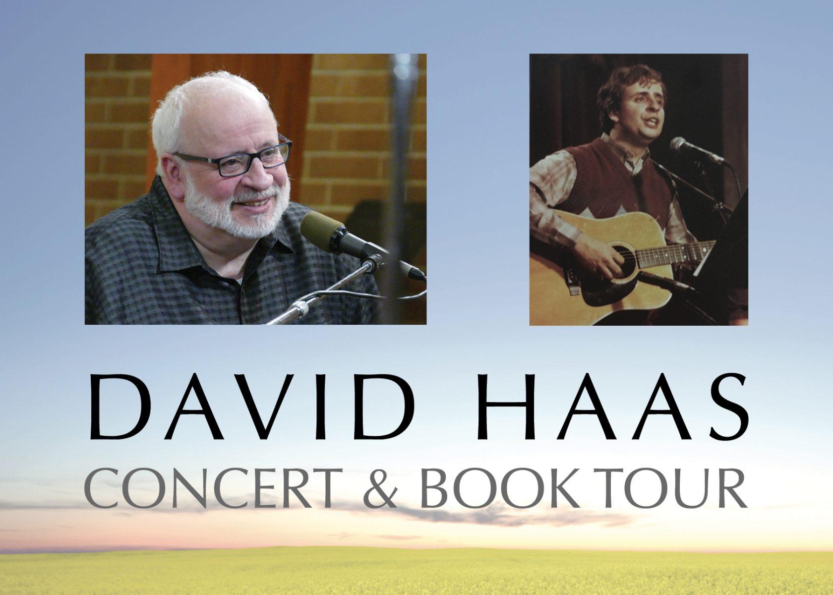 David Haas Concert & Book Tour