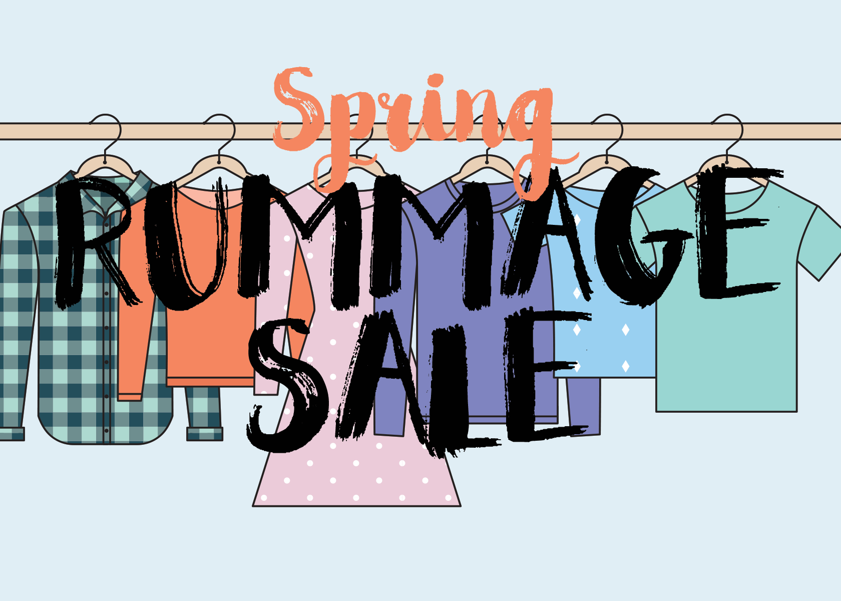 Spring 2019 Rummage Sale – St  Isidore Church
