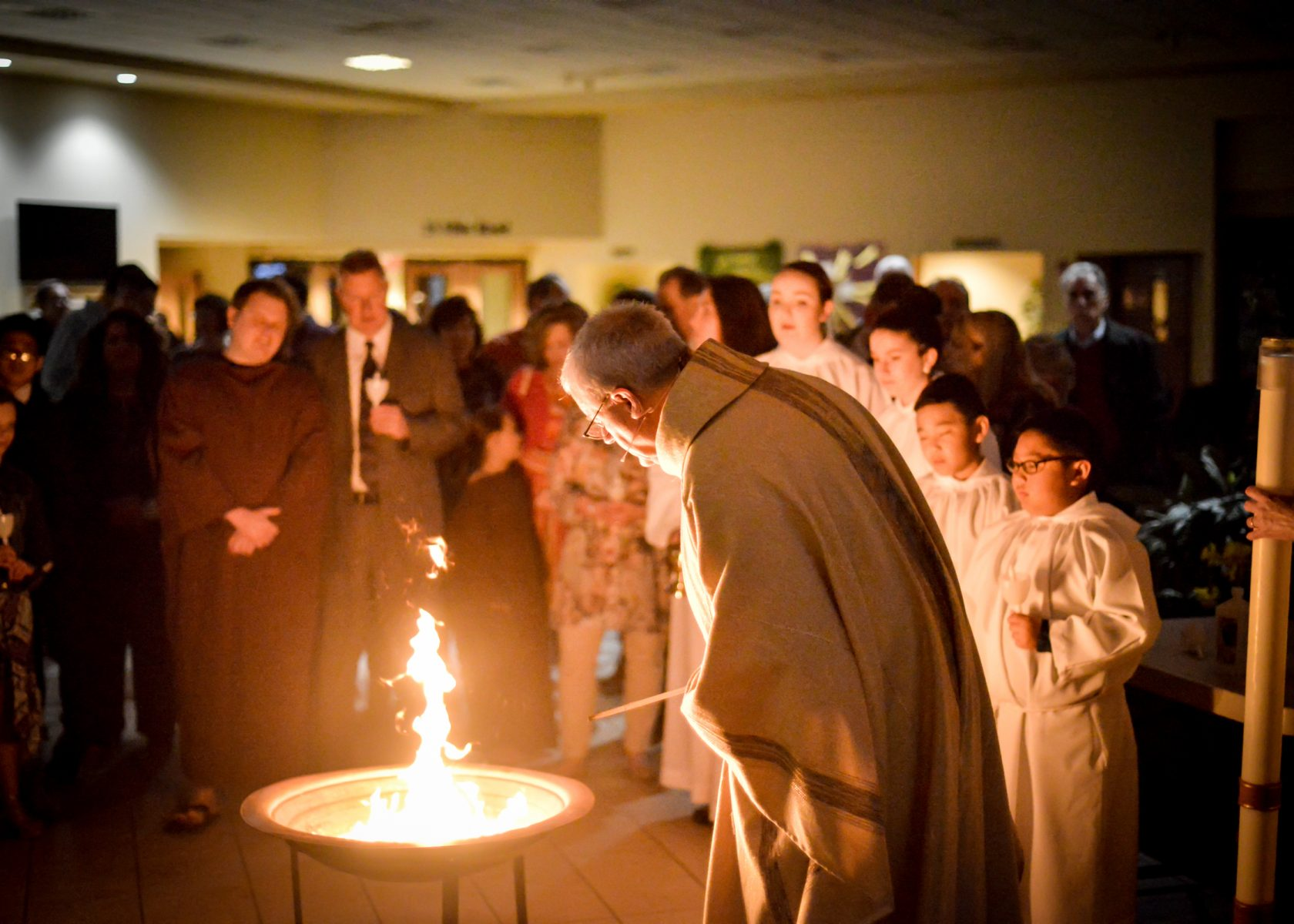 Easter Vigil 2019 Photos