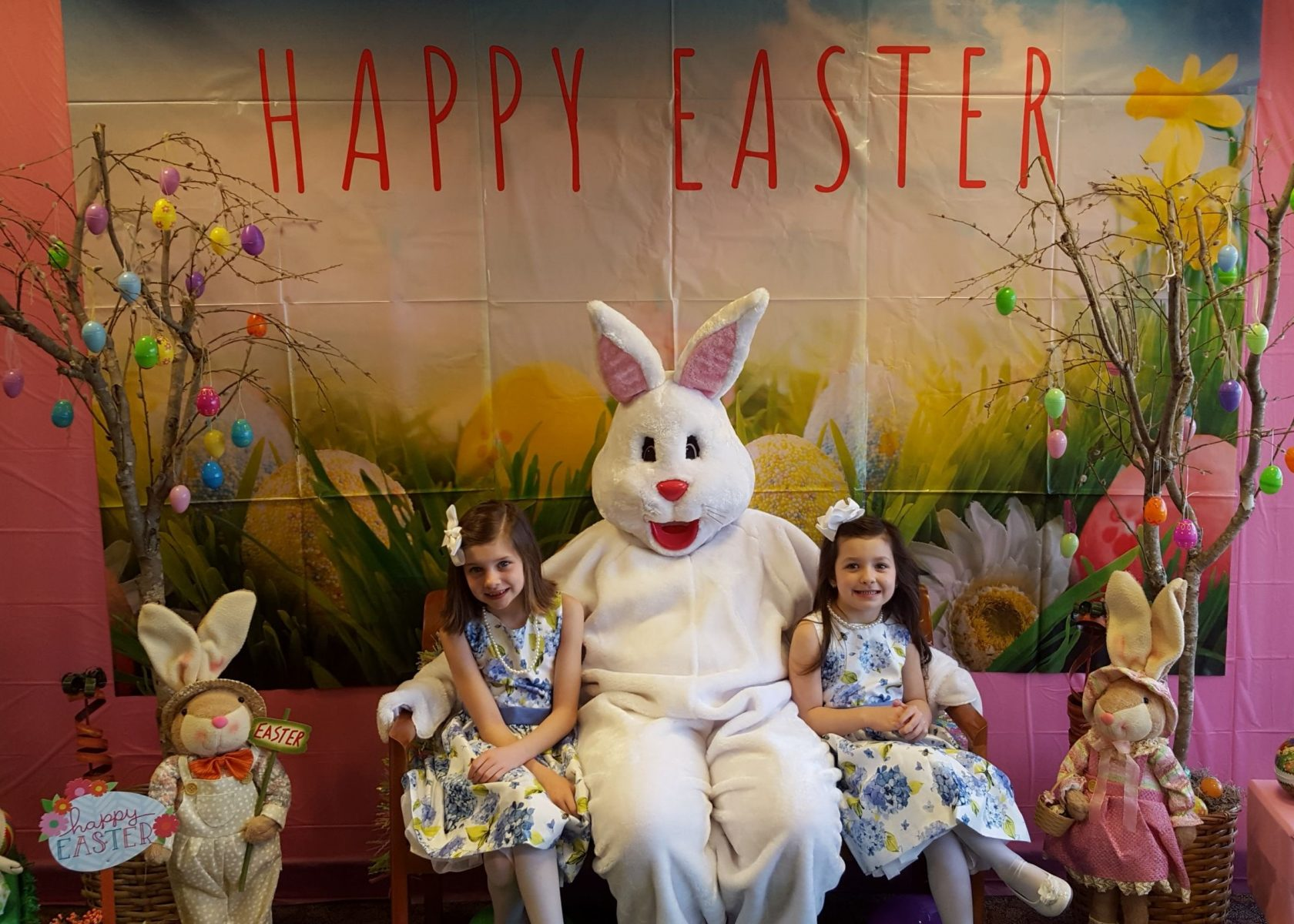 Easter Bunny Breakfast Photos