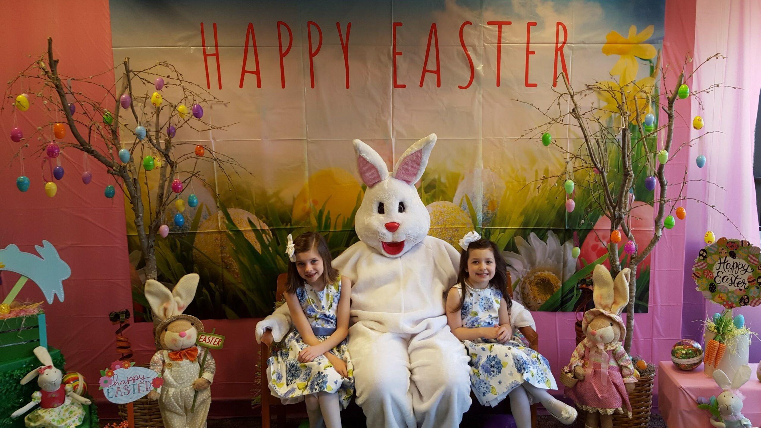 Easter Bunny Breakfast Photos