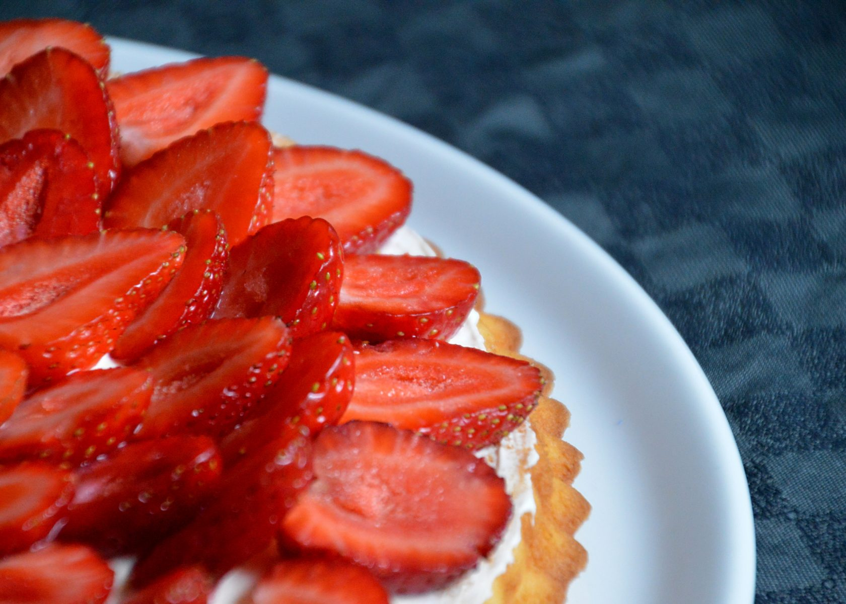 Strawberry Pie Sale