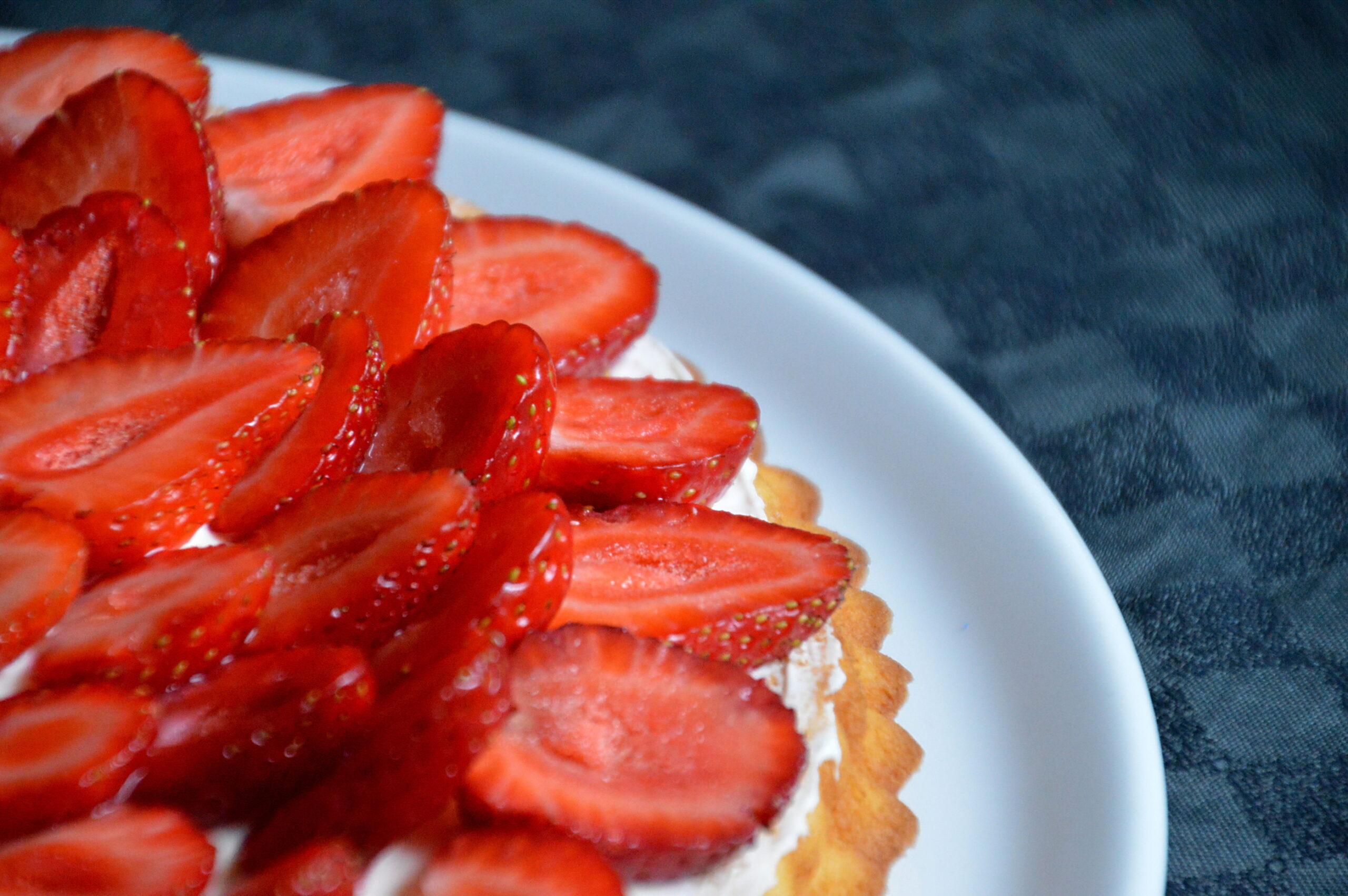 Strawberry Pie Sale