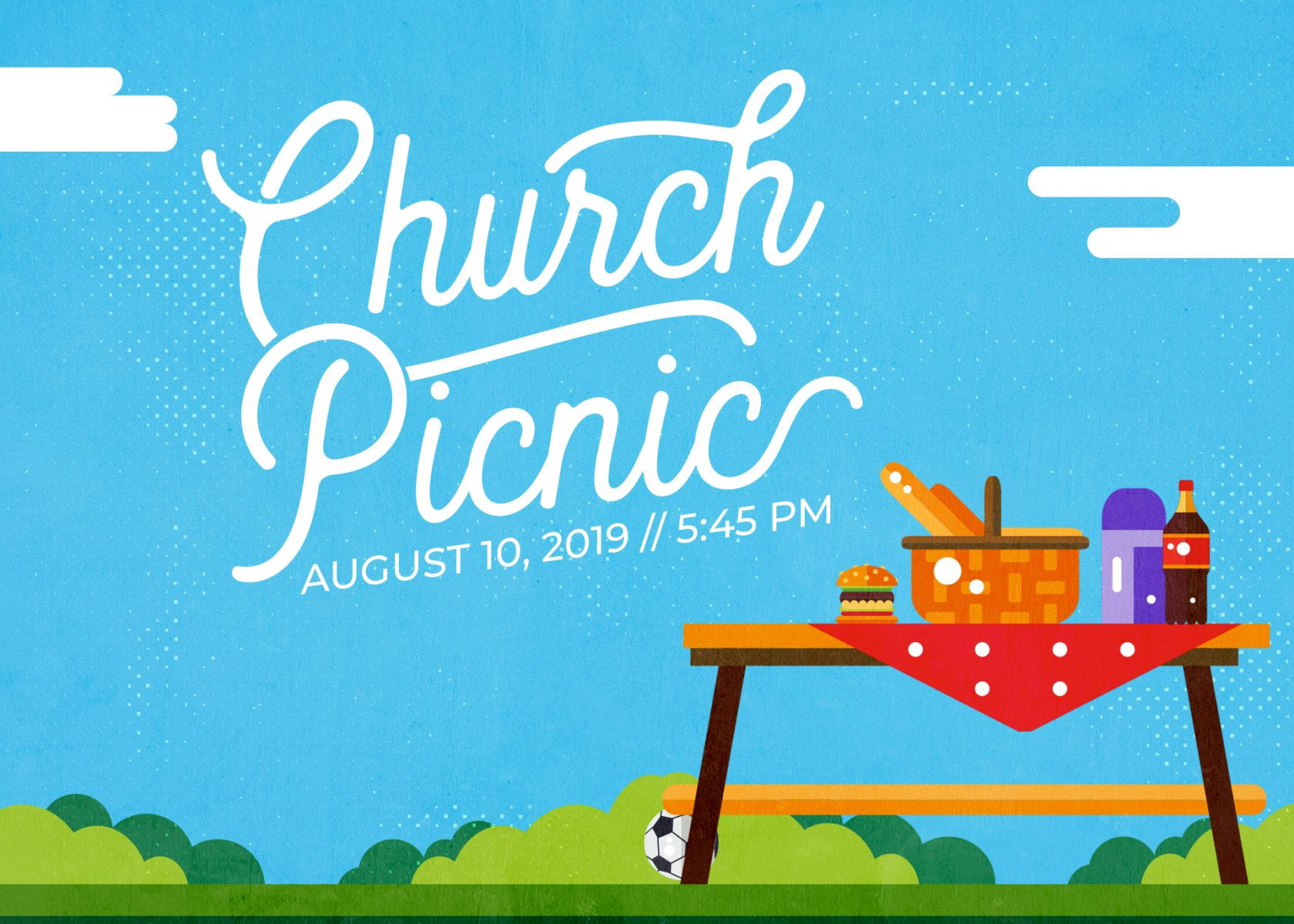 Church Picnic (FREE!)