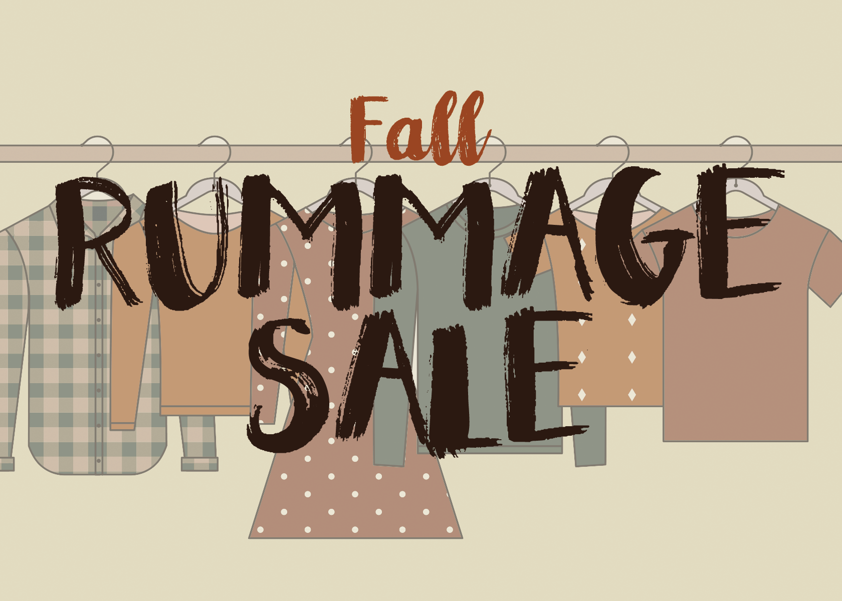 Fall 2019 Rummage Sale
