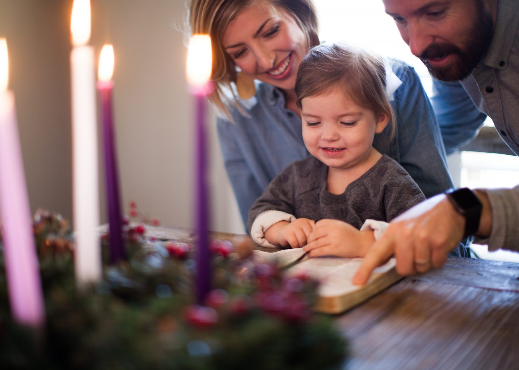 Advent: A Time of Attentive Preparation and Waiting