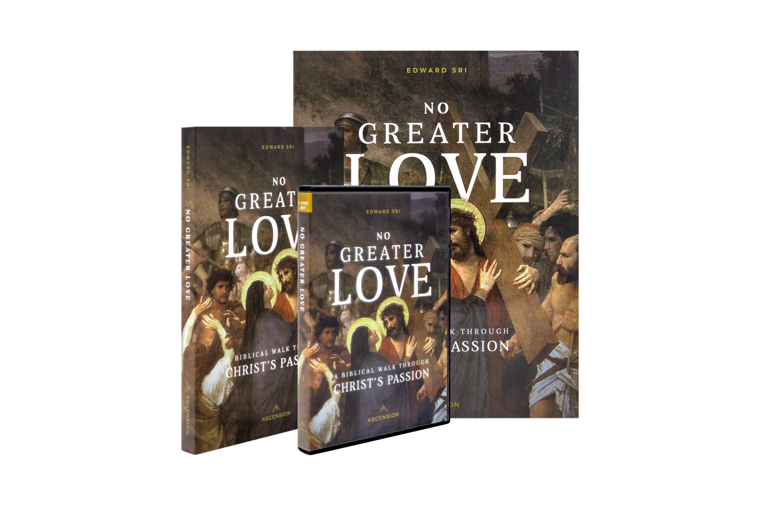 """No Greater Love"" 5-Week Presentation"