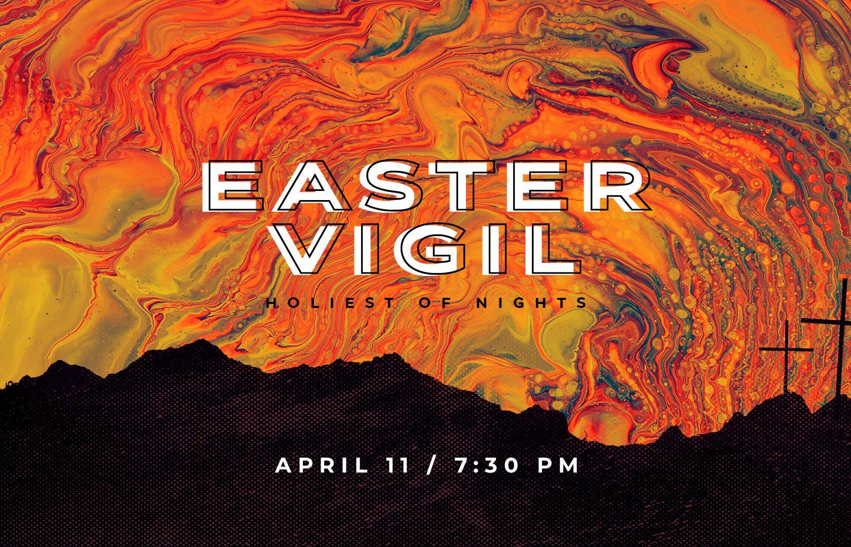 Easter Vigil Broadcast
