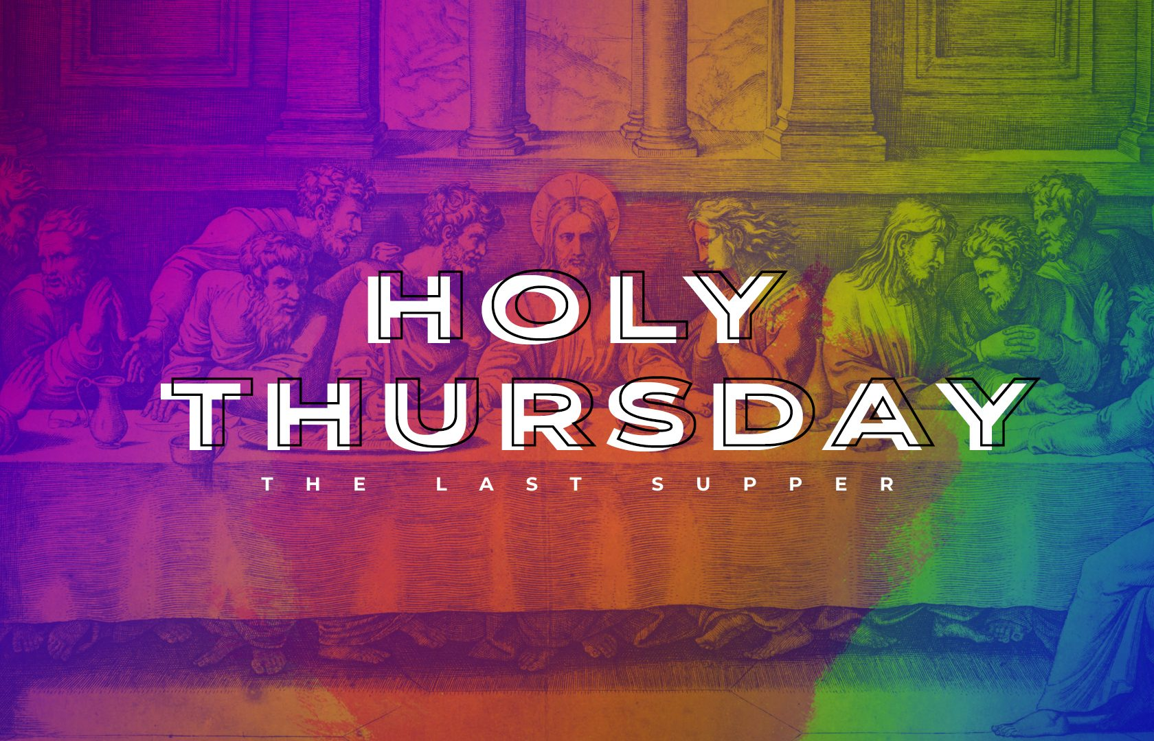 Holy Thursday Broadcast