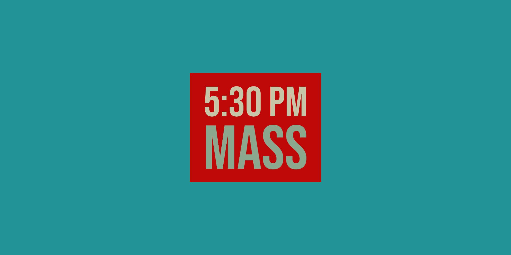 Register for 530 Mass
