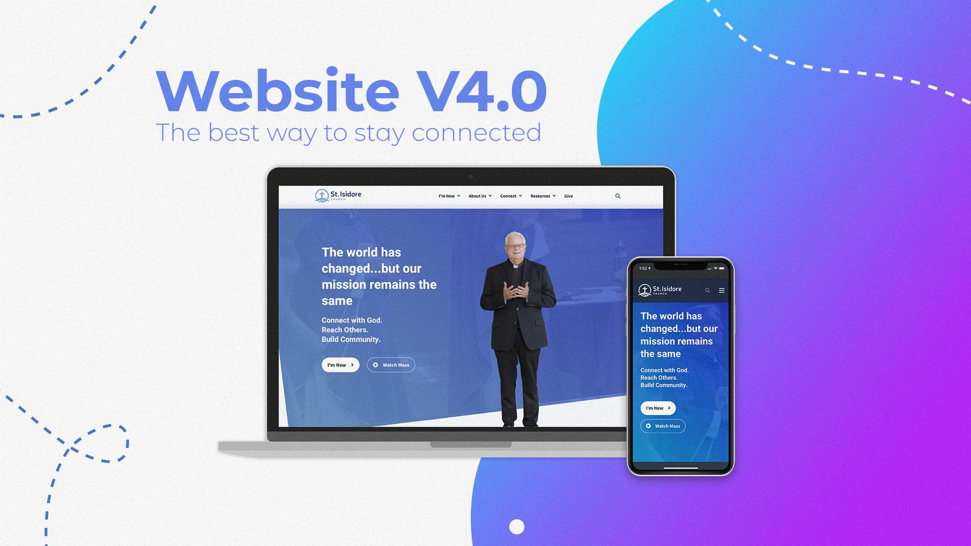 Website Version 4.0