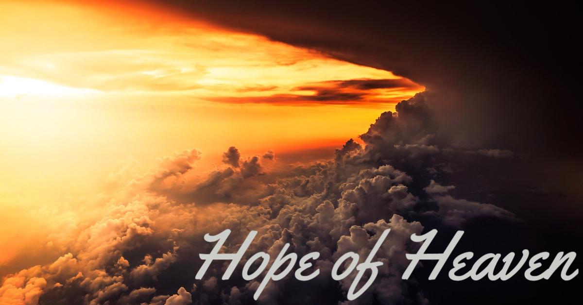 Power in Prayer:  November 15, 2020
