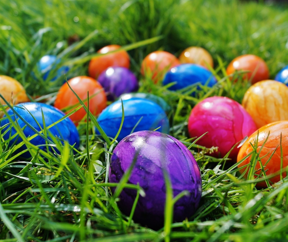 Triduum & Easter Egg Hunt