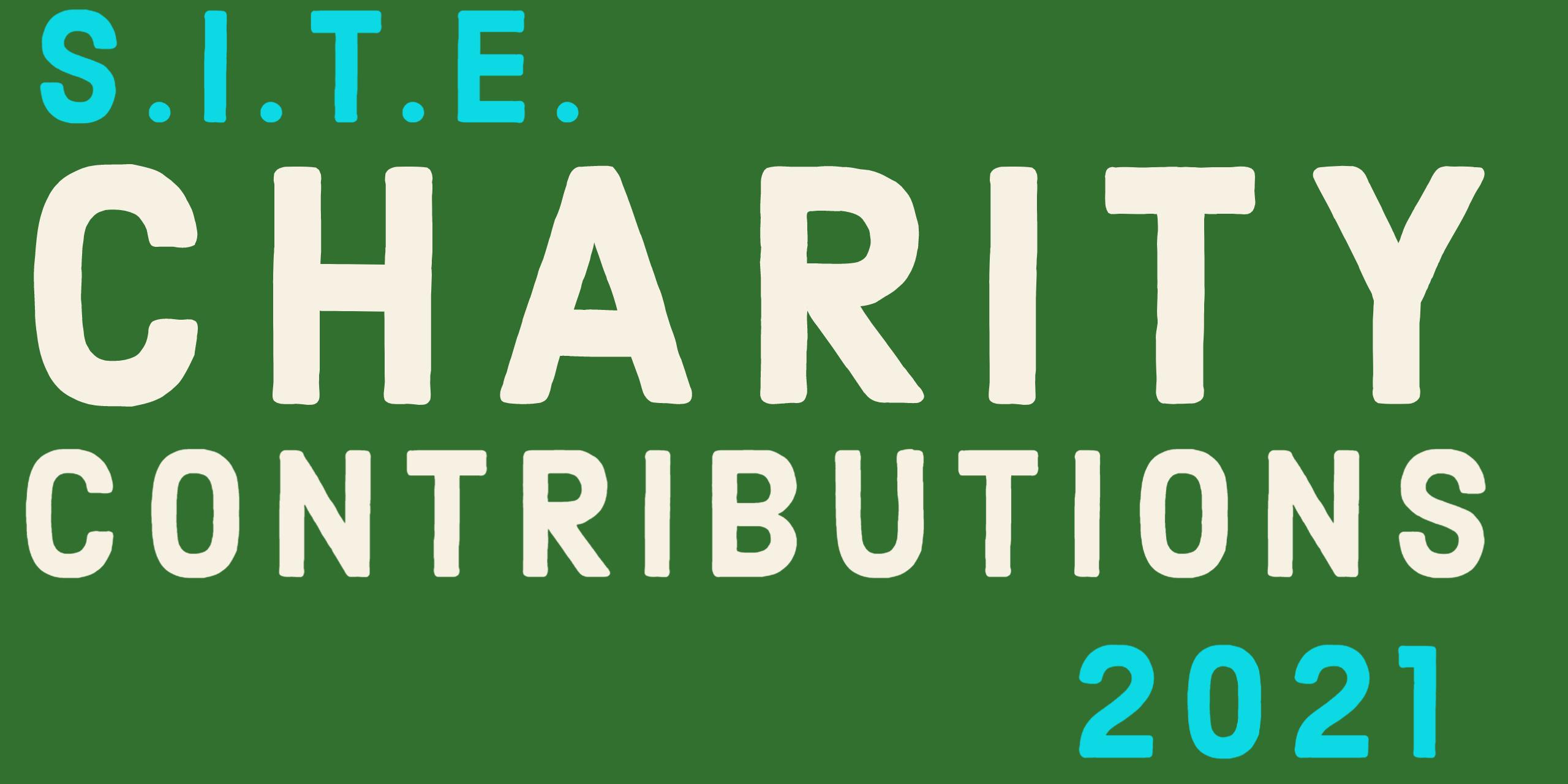 S.I.T.E. Donations & Deliveries